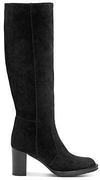 Aquatalia Women's Breanna Round-Toe Boots