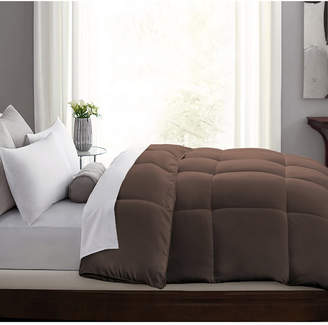 Blue Ridge Hybrid-Blend Quill-Less Feather and Down Comforter, King