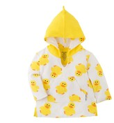 Zoocchini UPF50+ Baby Terry Swim Coverup Duck 0-12 Months