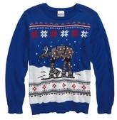 JEM Boy's Star Wars(TM) Light-Up Holiday Sweater