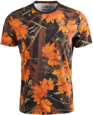 American Rag Men Woodland Camo Graphic T-Shirt
