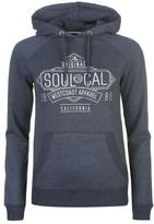 Soul Cal SoulCal Deluxe Flock OH Hoodie