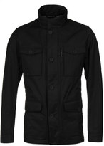 Boss Calvary Black Lightweight Cotton Jacket