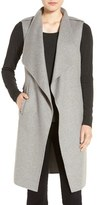Soia & Kyo Double Face Wool Blend Vest
