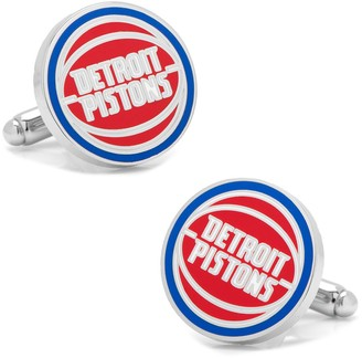 Cufflinks Inc. Detroit Pistons Cuff Links