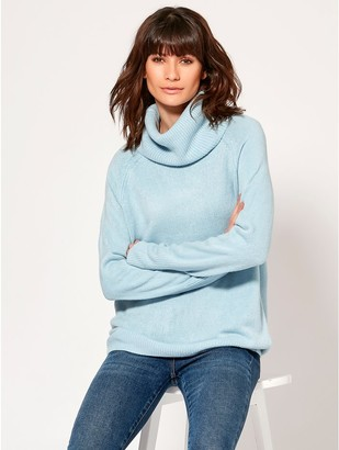 M&Co Cowl neck jumper