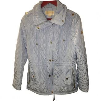 Michael Kors Blue Polyester Coats