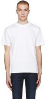Acne Studios White Naples Lux T-shirt