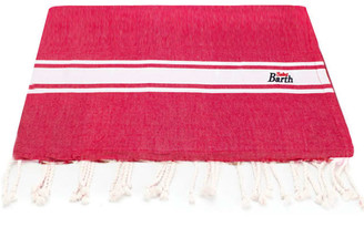 MC2 Saint Barth Red Cotton Towel Doubled With Sponge