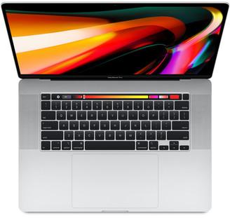 "Apple 16"" MacBook Pro - 2.6GHz Intel Core i7 - 16GB RAM - 512GB SSD - Silver - Touch Bar & Touch ID MVVL2LL/A"
