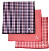 Cathy's Concepts Monogram Handkerchiefs