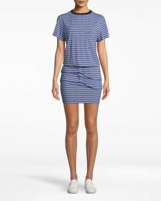 Nicole Miller Blouson T-shirt Dress