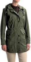 Filson Field Parka - Waxed Cotton (For Women)
