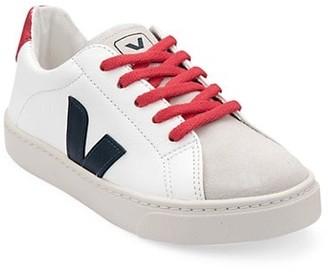 Veja Little Kid's & Kid's Esplar Leather Lace-Up Sneakers