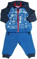 Little Marc Jacobs Cotton Sweatshirt & Pants