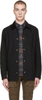 Belstaff Black Lydden Jacket