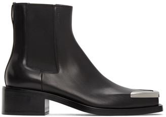 Givenchy Black Austin Chelsea Boots