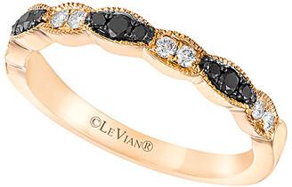 LeVian 14K 0.22 Ct. Tw. Diamond Ring
