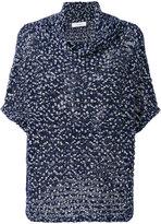 Cruciani classic knitted top
