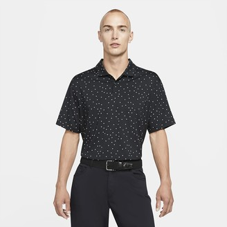 Nike Men's Printed Golf Polo Dri-FIT Vapor