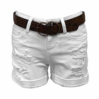 Dollhouse Women's Belted Short