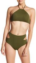 Cabana Anna Corsica Halter Seamless Bikini Top