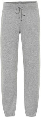 Loro Piana Merano cashmere trackpants