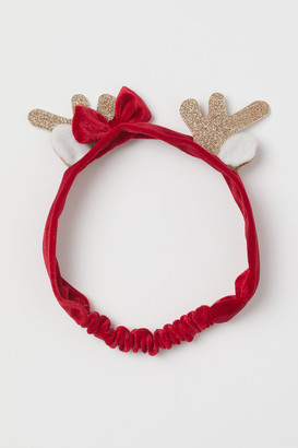 H&M Hairband with Antlers