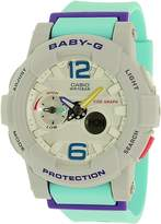 Casio Women's Baby-G BGA180-3B Resin Quartz Watch
