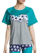 adidas by Stella McCartney Yoga Climacool Flower Tee