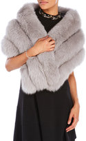 La Fiorentina Real Fox Fur Wrap