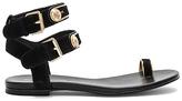 Pierre Balmain Marinette Sandal in Black. - size 37 (also in )