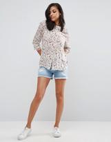 Vero Moda Distressed Denim Shorts