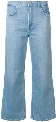 J Brand cropped Joan jeans