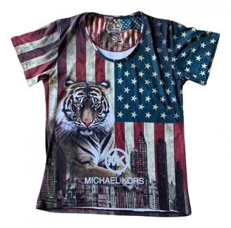 Michael Kors Multicolour Cotton T-shirts