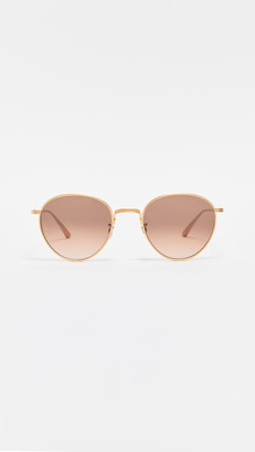 Oliver Peoples Brownstone Sunglasses