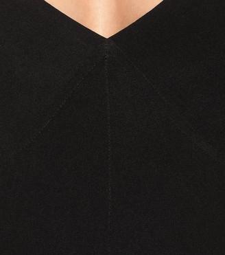 Norma Kamali Slip stretch-jersey jumpsuit