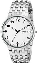 Skagen Men's SKW6200 Ancher Stainless Steel Link Watch