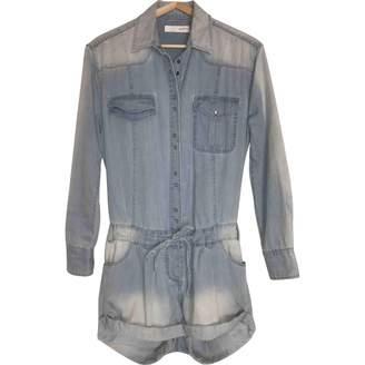 Sass & Bide Blue Denim - Jeans Jumpsuits