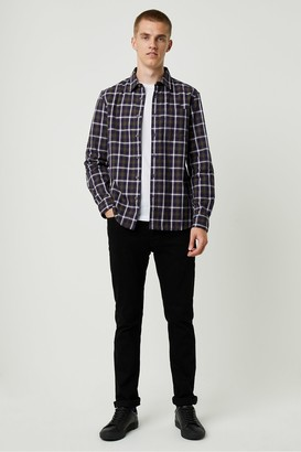 French Connection Country Plaid Shirt