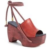 Simon Miller x Reinhard Plank Ankle Wrap Mule (Women)