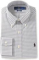 Polo Ralph Lauren Non-Iron Classic-Fit Button-Down Collar Plaid Dress Shirt