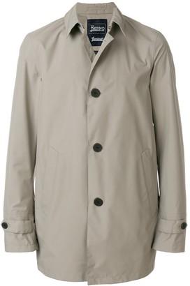 Herno Laminar raincoat