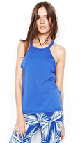Michael Lauren Cactus High Neck Tank in Moonstone