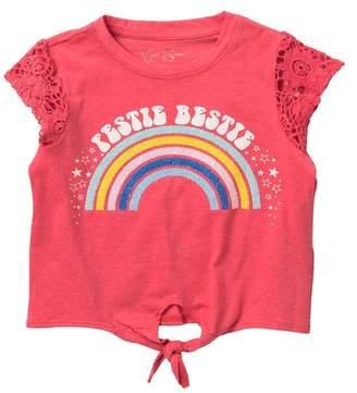 Jessica Simpson Festie Bestie Top (Little Girls)
