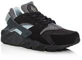 Nike Men's Air Huarache Run SE Lace Up Sneakers