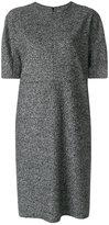 Jil Sander roll neck boxy dress