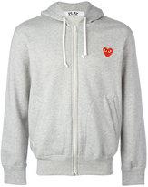 Comme des Garcons zip-up hoodie