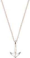 Miansai Women's Mini Anchor Chain Necklace