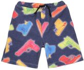 Madson Discount Guns Printed Cotton Piqué Shorts